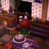 村長と秘密の部屋。