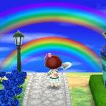 虹の根元にタイムカプセル。