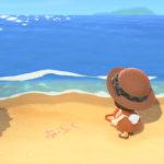 旅立ちの浜辺に